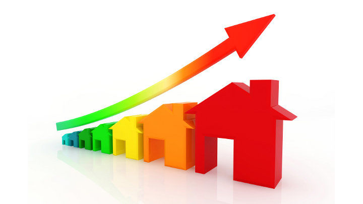 House Price Growth of 8.5% - fastest in Europe!