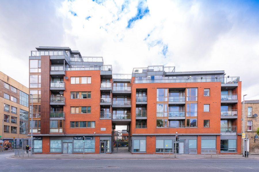 Apartment for sale 54 Barley House Cork Street l