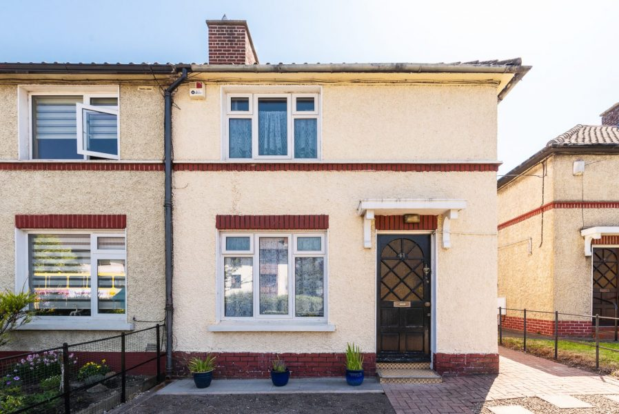41 Harold's Cross Road House For Sale -
